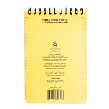 Assorted Rite Waterproof Notepad (6x4