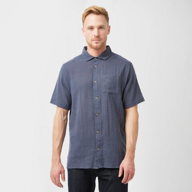 536651b7 CRAGHOPPERS Men's Riviera Short Sleeved Shirt image 1