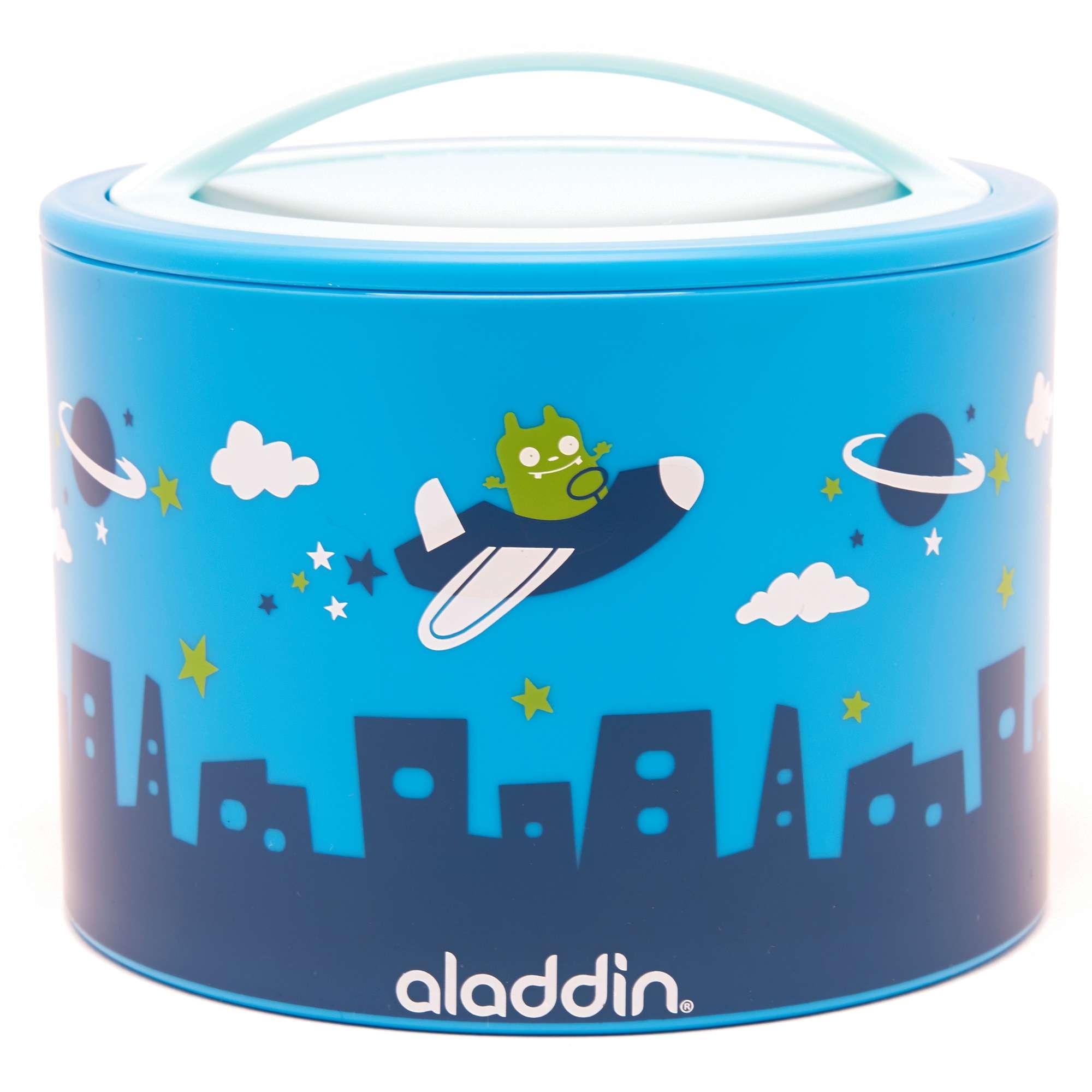 ALADDIN Boy's Bento Lunchbox
