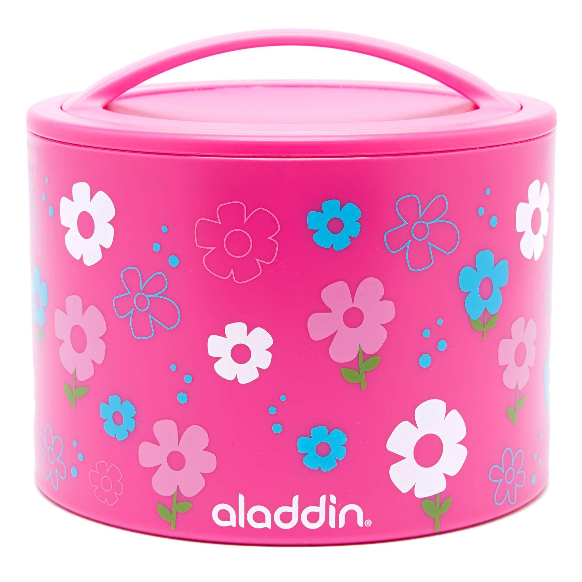 ALADDIN Girl's Bento Lunchbox