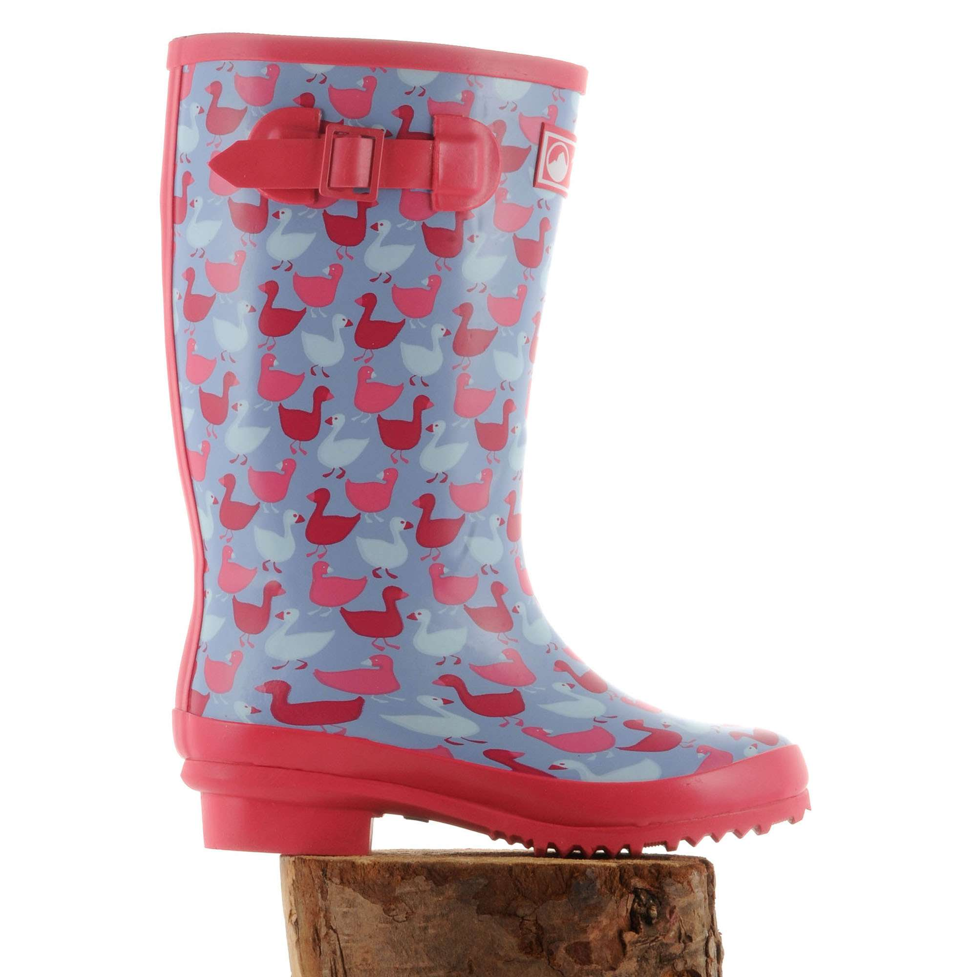 PETER STORM Girl's Geese Wellies