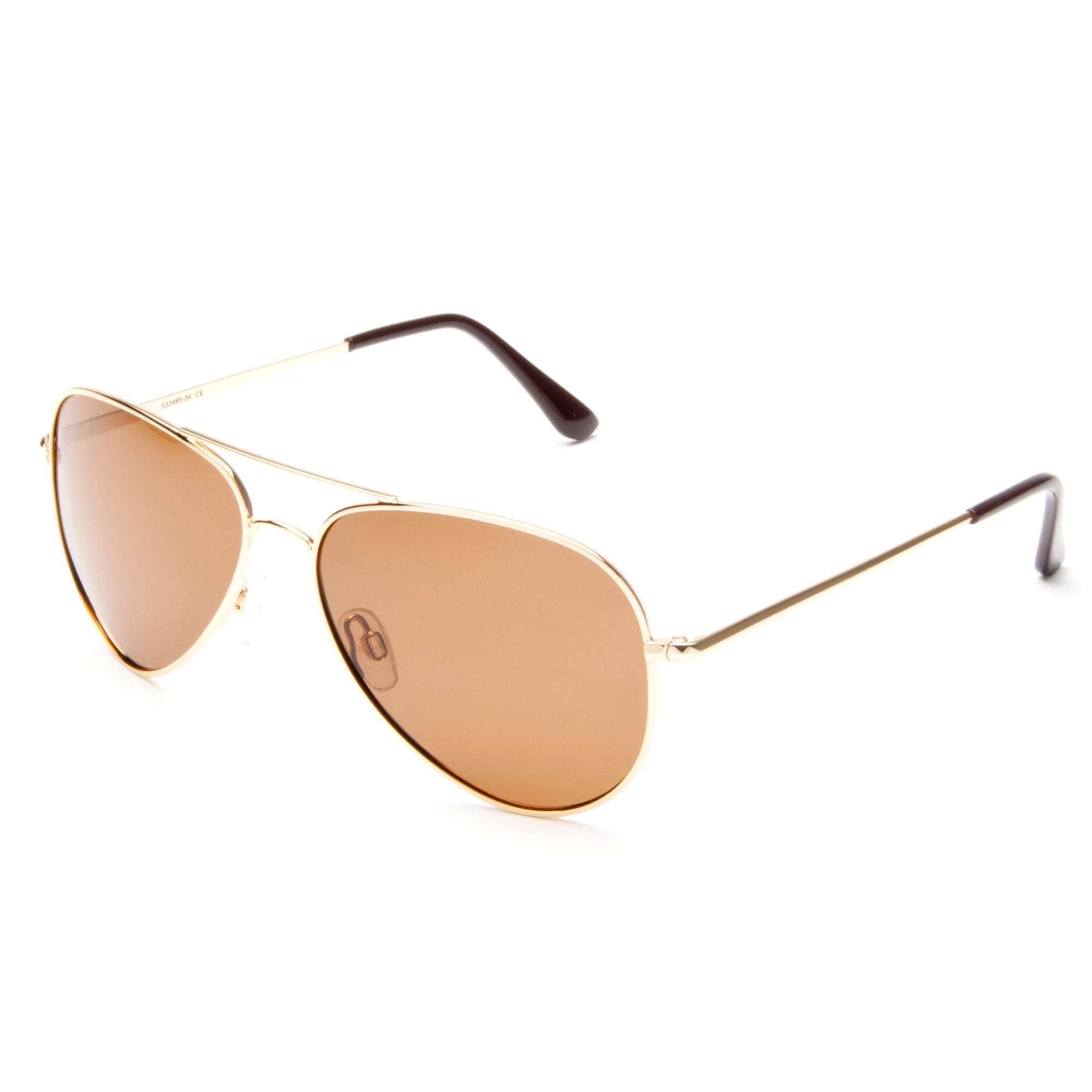 PETER STORM Women's Classic Aviator Polarised Sunglasses