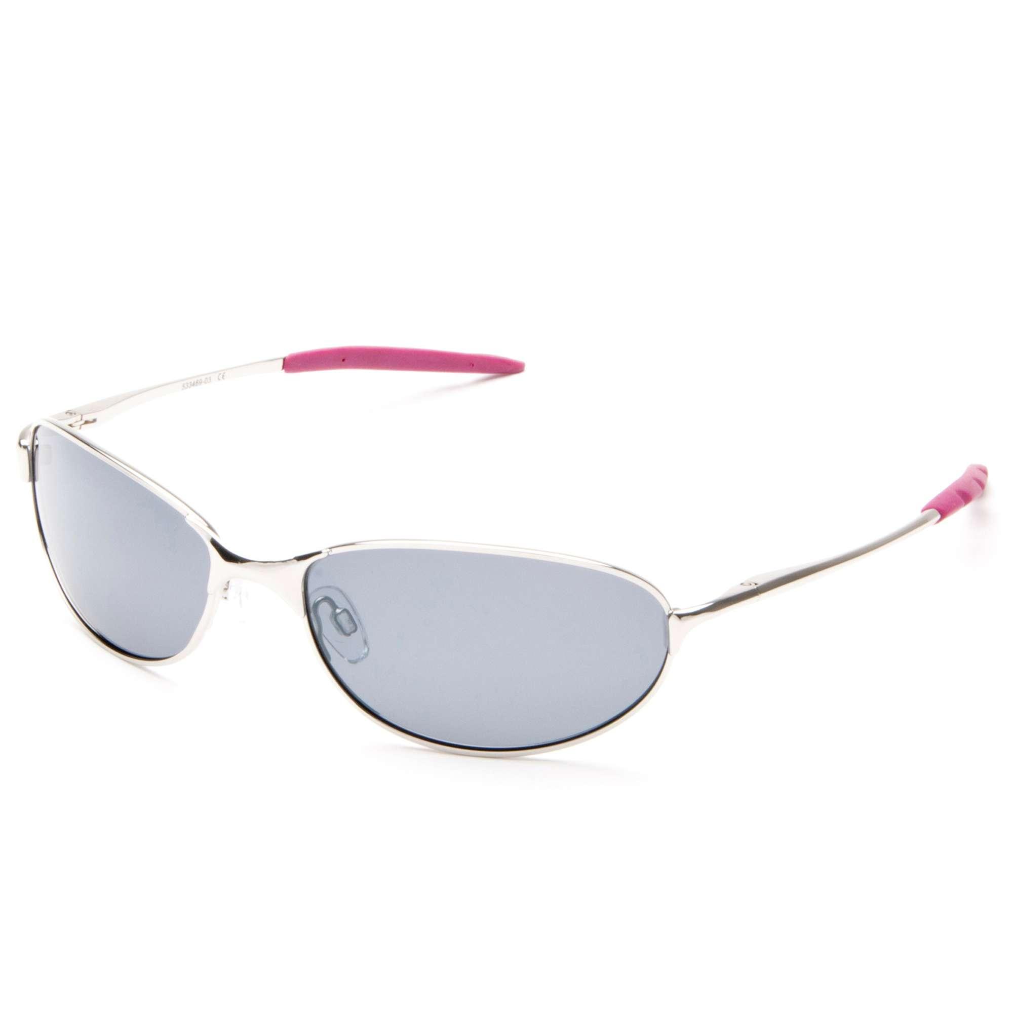 PETER STORM Women's FF Oval Wrap-Around Sunglasses