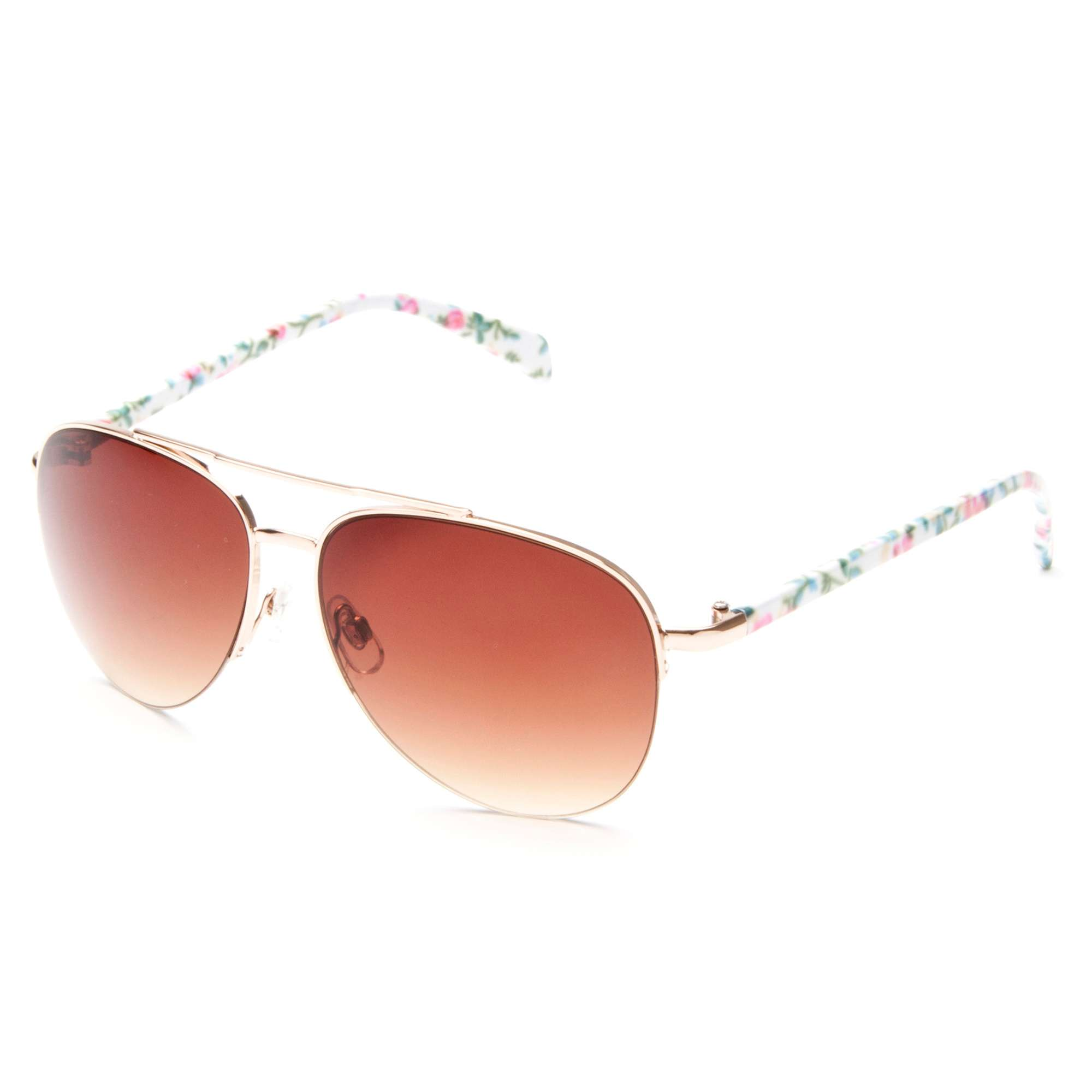 PETER STORM Women's Aviator Print Sunglasses