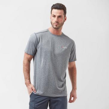 Grey|Grey Berghaus Men's Tech Tee 2.0