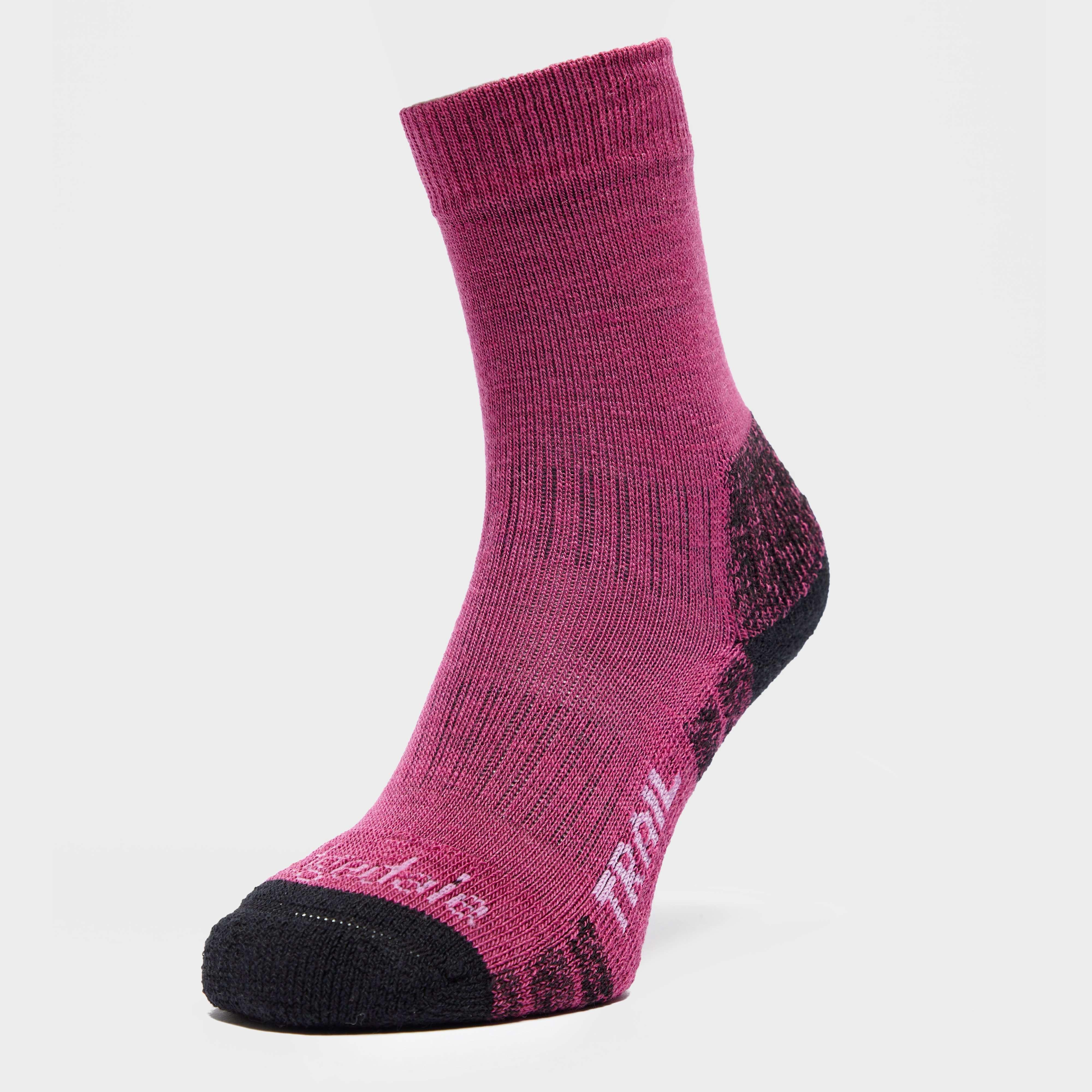 BRIDGEDALE Women's Woolfusion® Trail Light Sock