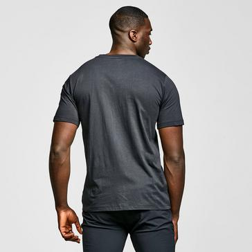 Black Berghaus Men's Corporate Logo T-Shirt