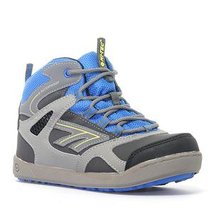 HI TEC Boys' Ridge Waterproof Walking Boot