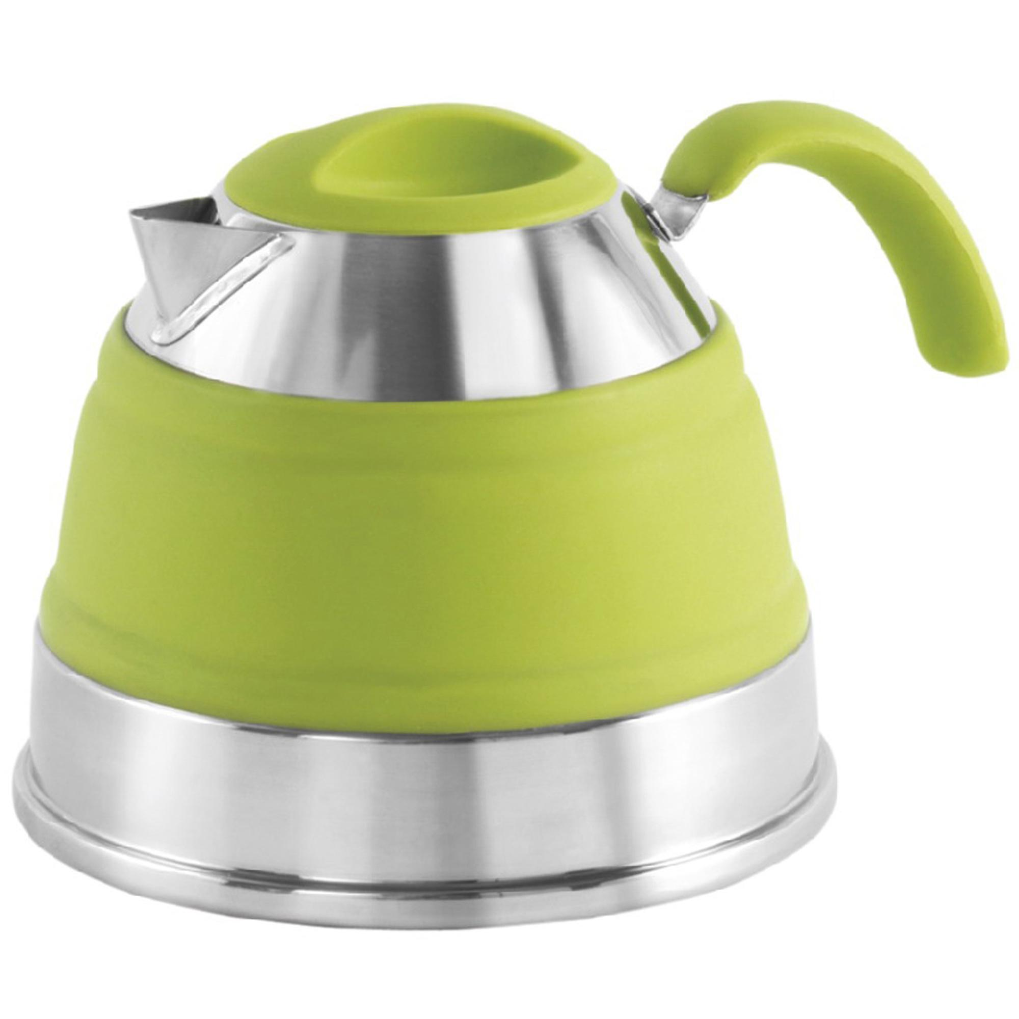 Outwell Collaps Kettle  Green Green