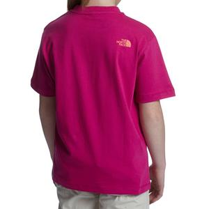 THE NORTH FACE Girl's SS Easy T-Shirt