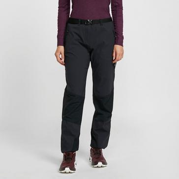 BLACK Montane Women's Terra Ridge Pants