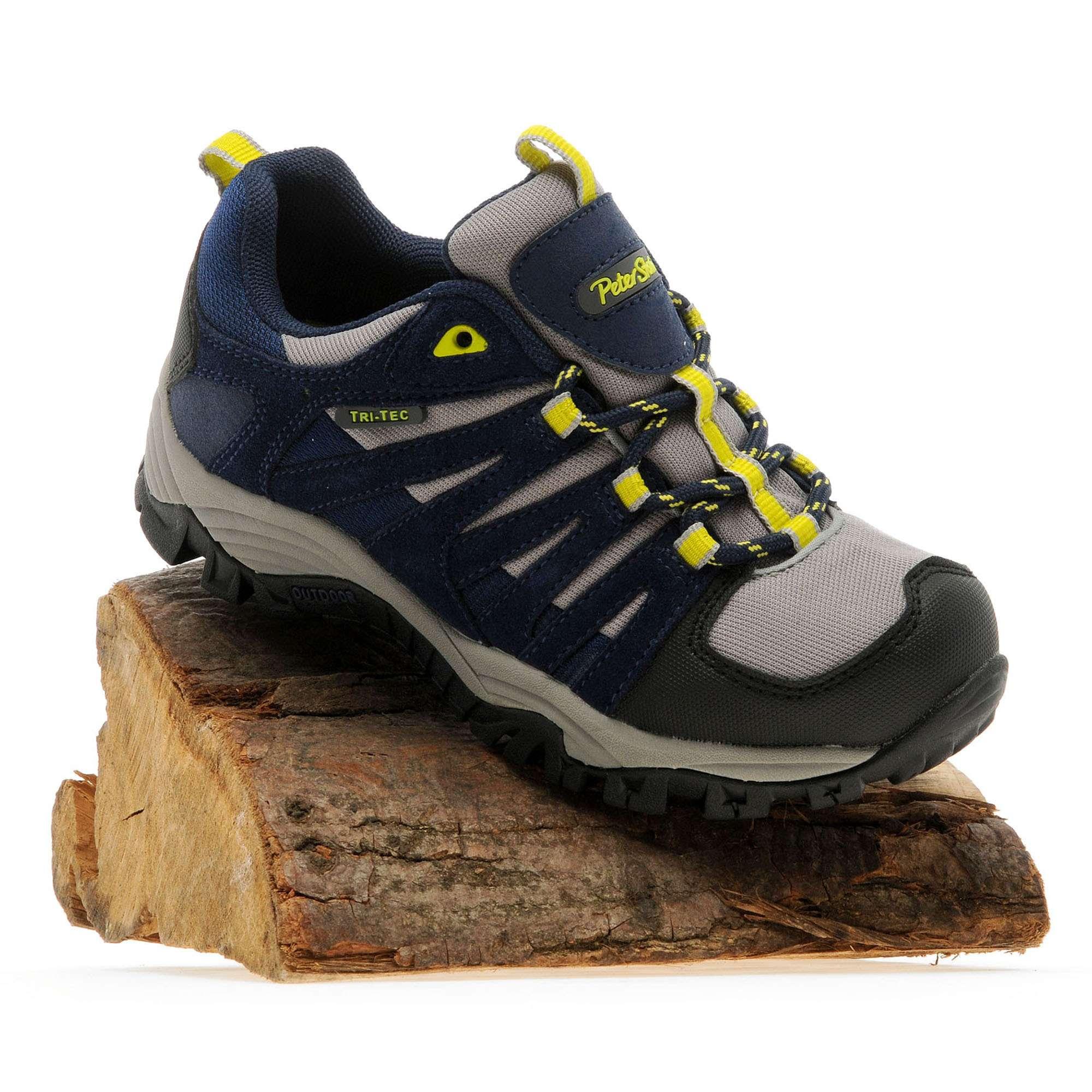 PETER STORM Boys' Barnston Hillwalking Shoe