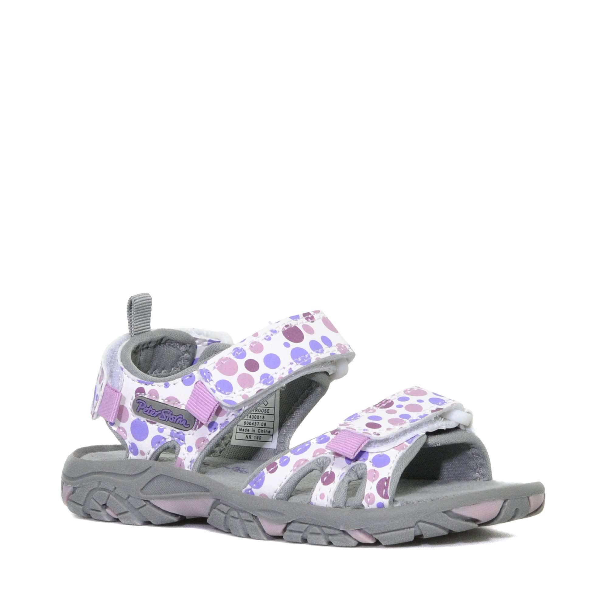 PETER STORM Girls' Troose Sandals