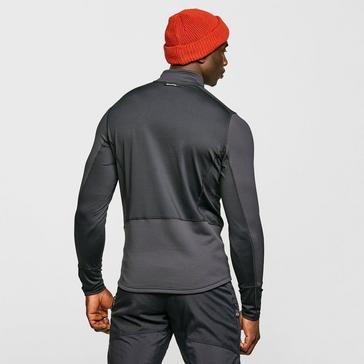 Grey Montane Men's Iridium Hybrid Fleece