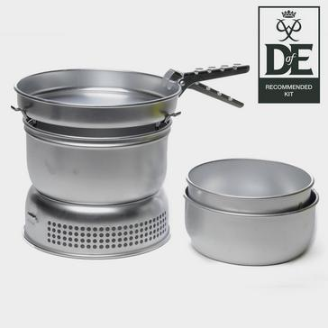 Silver Trangia 25-1 Cooking System (3-4 Person)