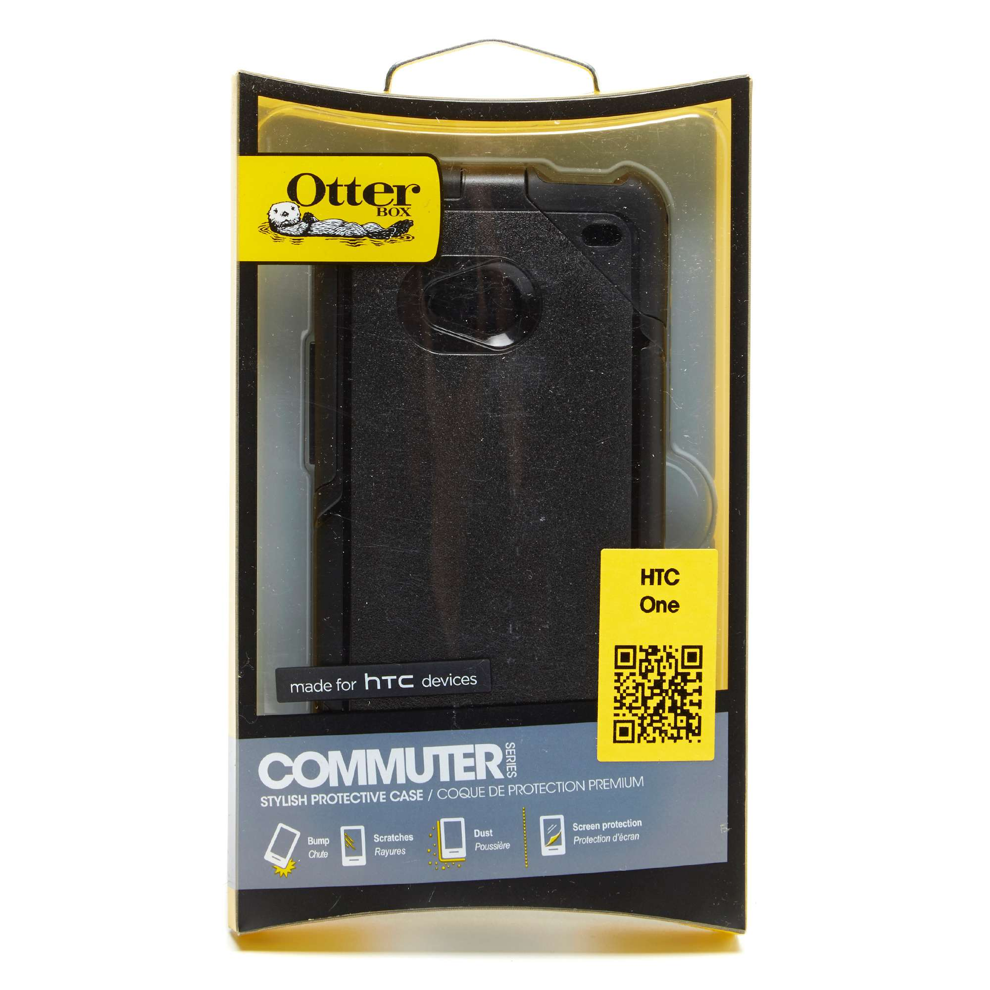 OTTERBOX HTC One Commuter Series Protective Case
