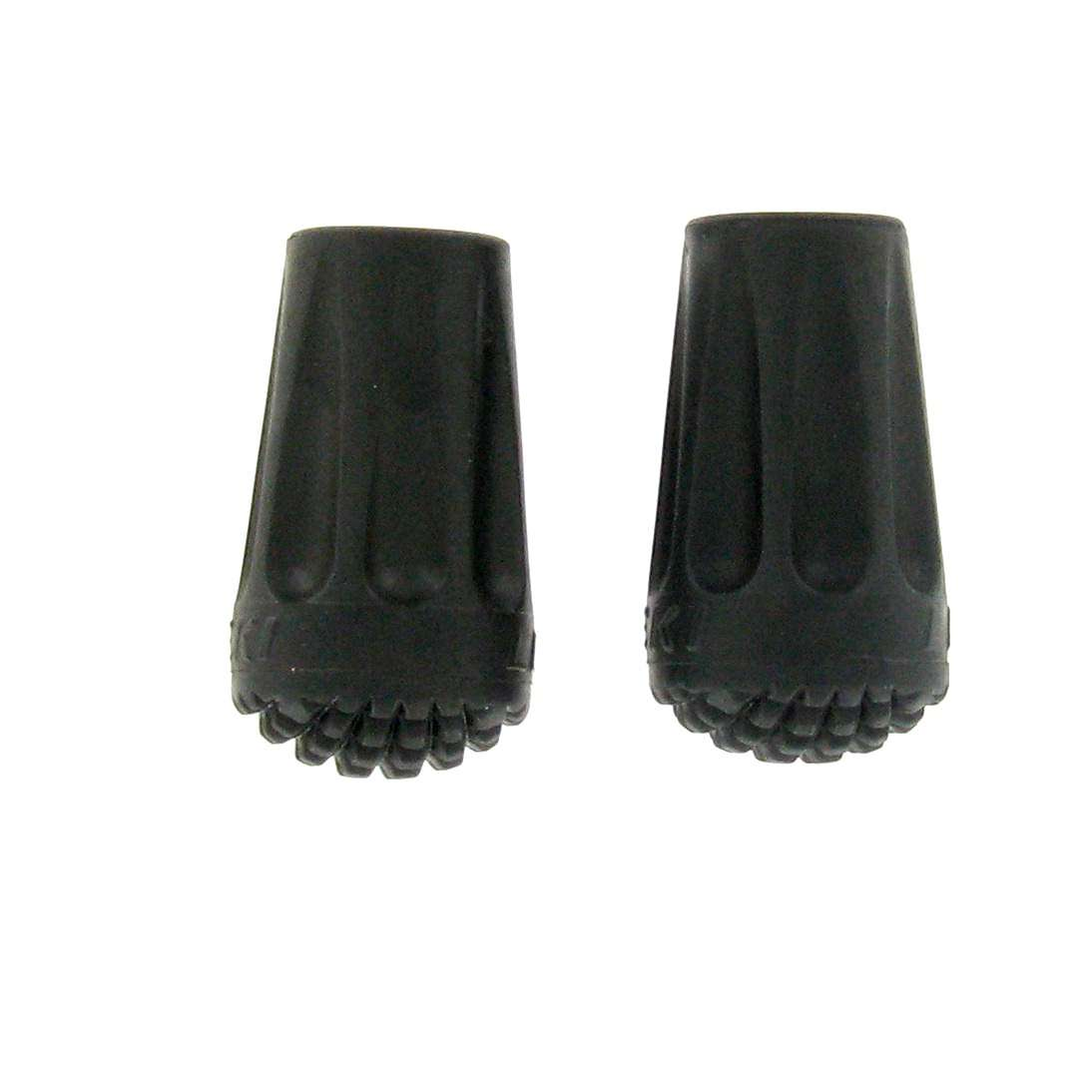LEKI 2 Pack Rubber Walking Pole Tips