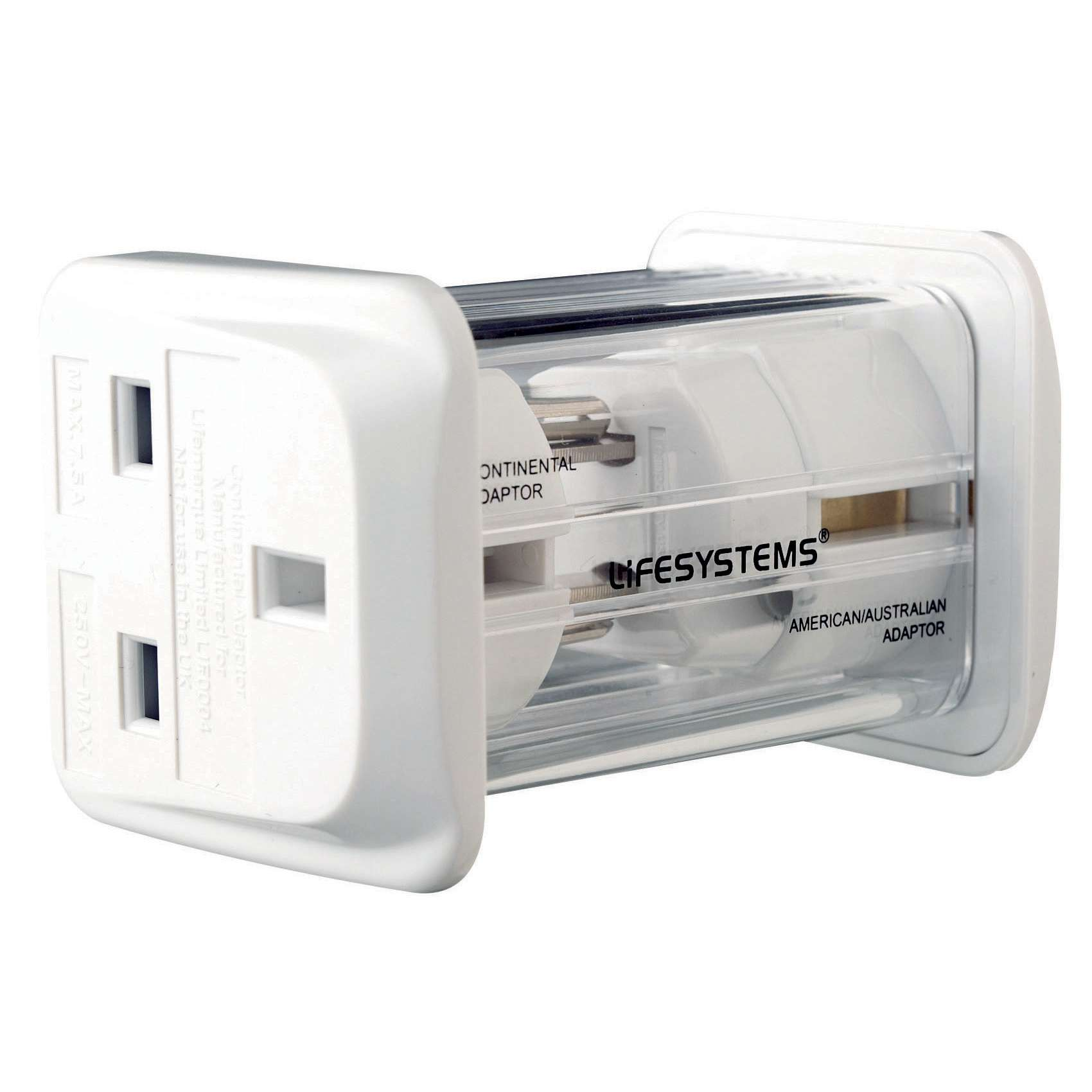 LIFESYSTEMS Worldwide Adaptor
