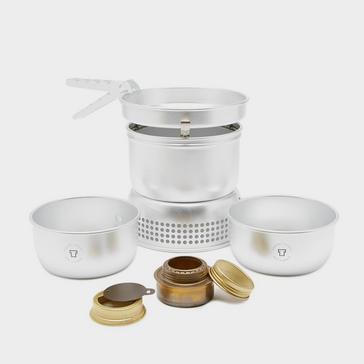 Silver Trangia Aluminium 27-1 Cooker