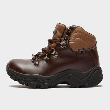 Brown Peter Storm Kids' Gower Walking Boot