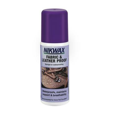 Multi Nikwax Fabric and Leather Waterproofer