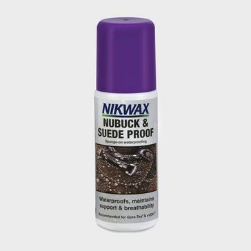 Multi Nikwax Nubuck and Suede Leather Waterproofer
