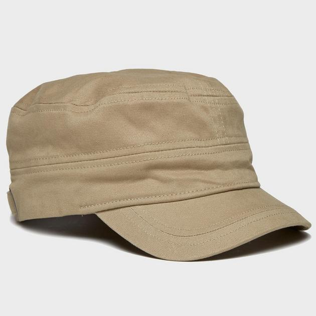 Men's Logo Military Cap
