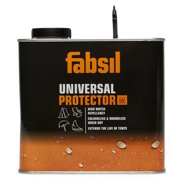 Black Grangers Fabsil 2.5 Litre Tent Fabric Waterproofer Tin