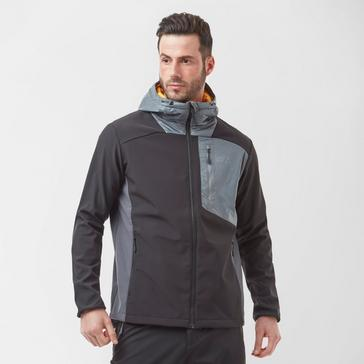 002988eea8 JACK WOLFSKIN Men's 365 Millennium Waterproof Softshell Jacket