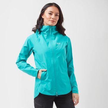 cdcf5494b1 JACK WOLFSKIN Women's Scenic Trail Jacket ...