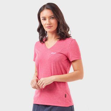 b1e89ea105 JACK WOLFSKIN Women's Crosstrail T-Shirt ...