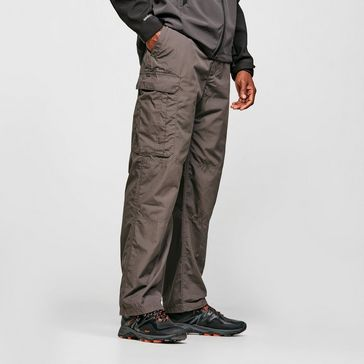 b2fa4999f746 Brown CRAGHOPPERS Men s Classic Kiwi Trousers ...