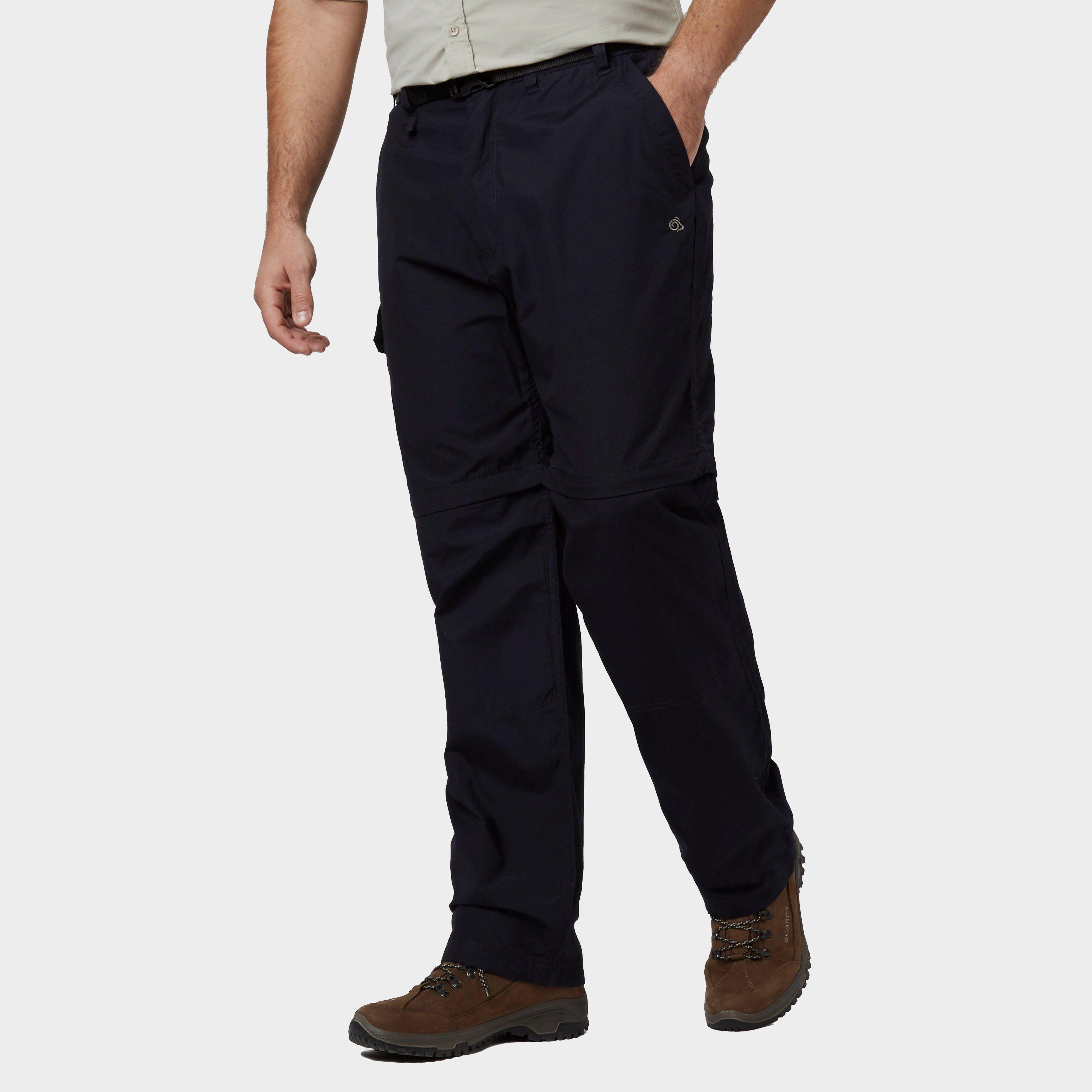 CRAGHOPPERS Men's Kiwi Zip Off Trousers