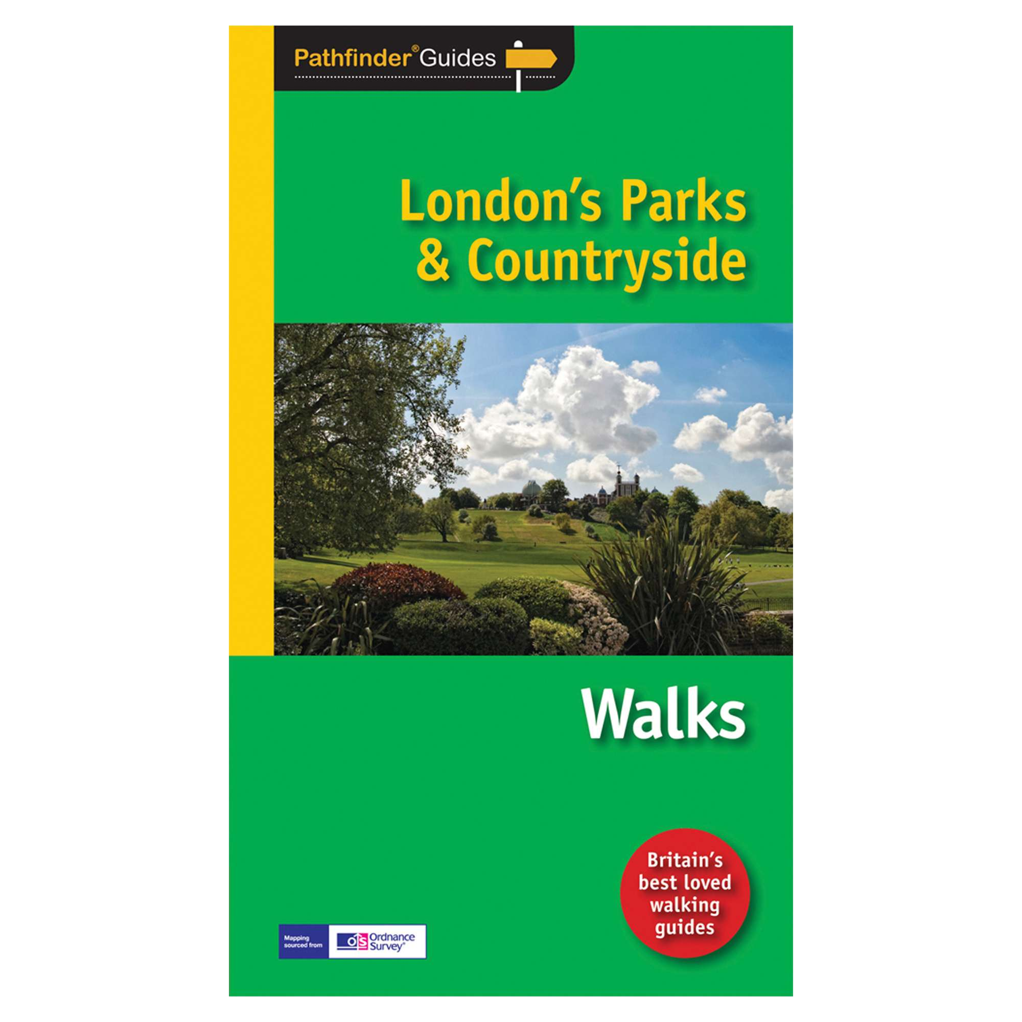 PATHFINDER London's Parks & Countryside: Walks
