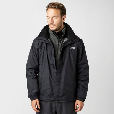 Black THE NORTH FACE Men s Resolve Jacket ... 9a01087804f4