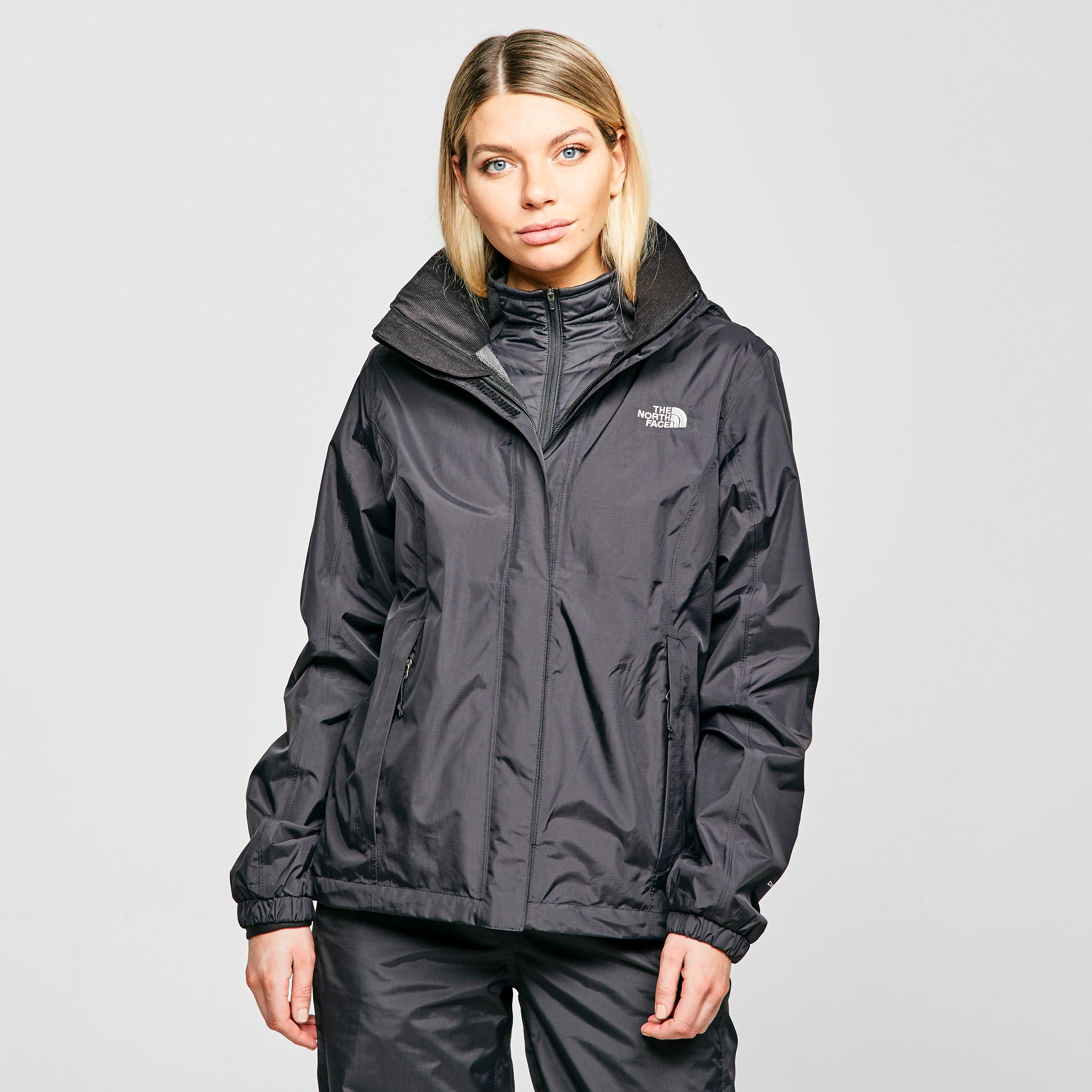 adfd299f14cd Black THE NORTH FACE Women s Resolve HyVent™ Jacket image 1