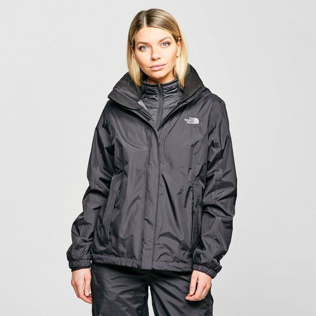 the north face women s resolve hyvent jacket. Black Bedroom Furniture Sets. Home Design Ideas