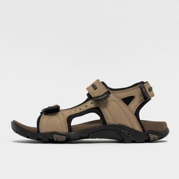 Brown Meindl Women's Capri Sandals