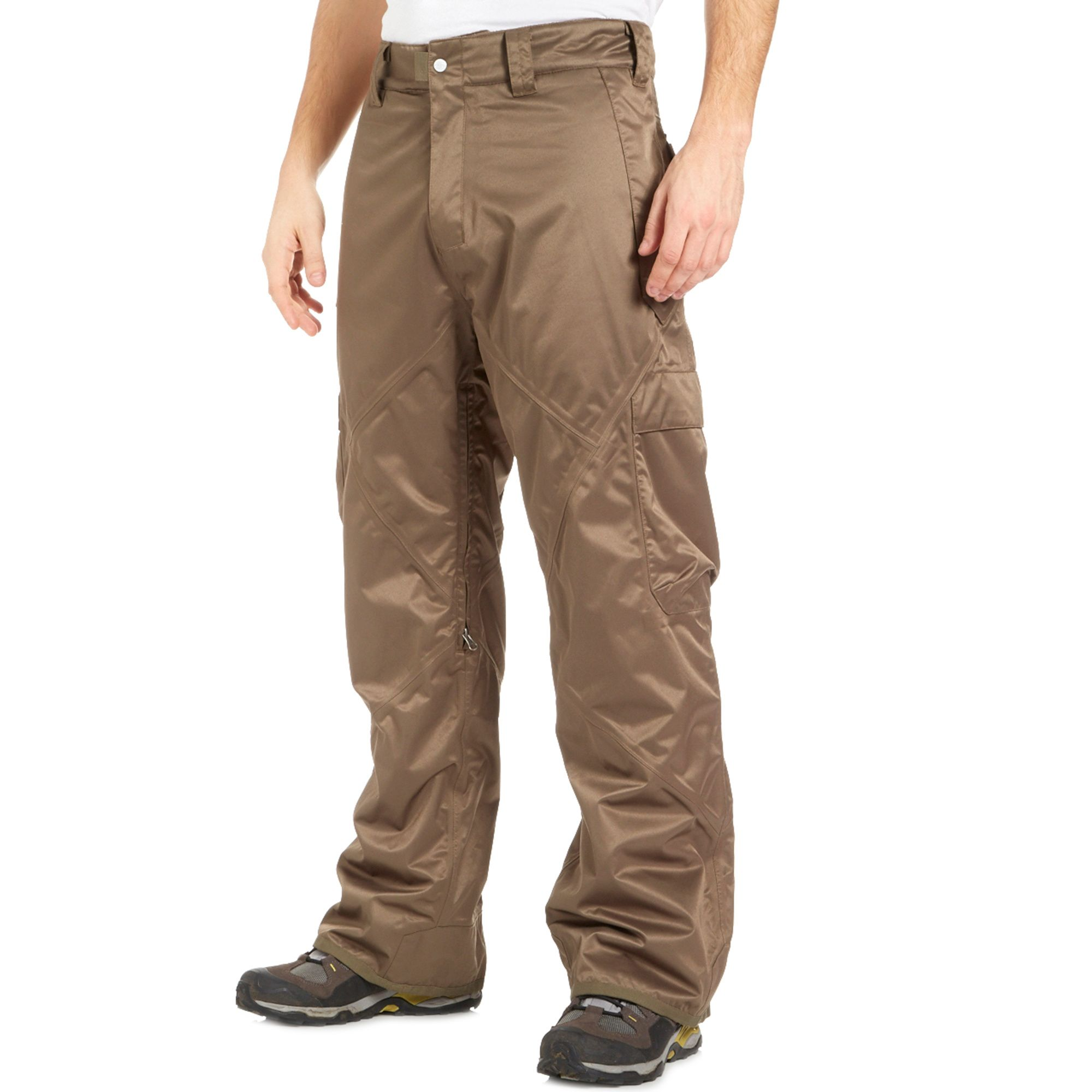 FAIISE Men's Alex Belted Ski Pants