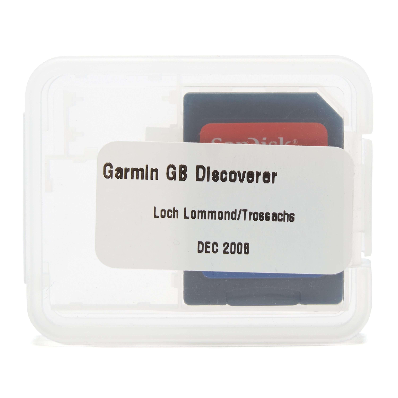 GARMIN 1:25K Loch Lomond & the Trossachs MicroSD Card