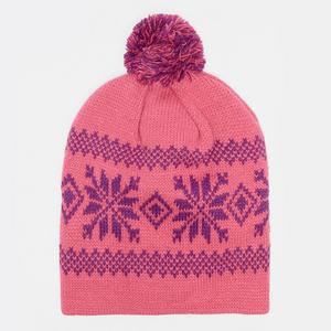 PETER STORM Men's Fair Isle Bobble Hat
