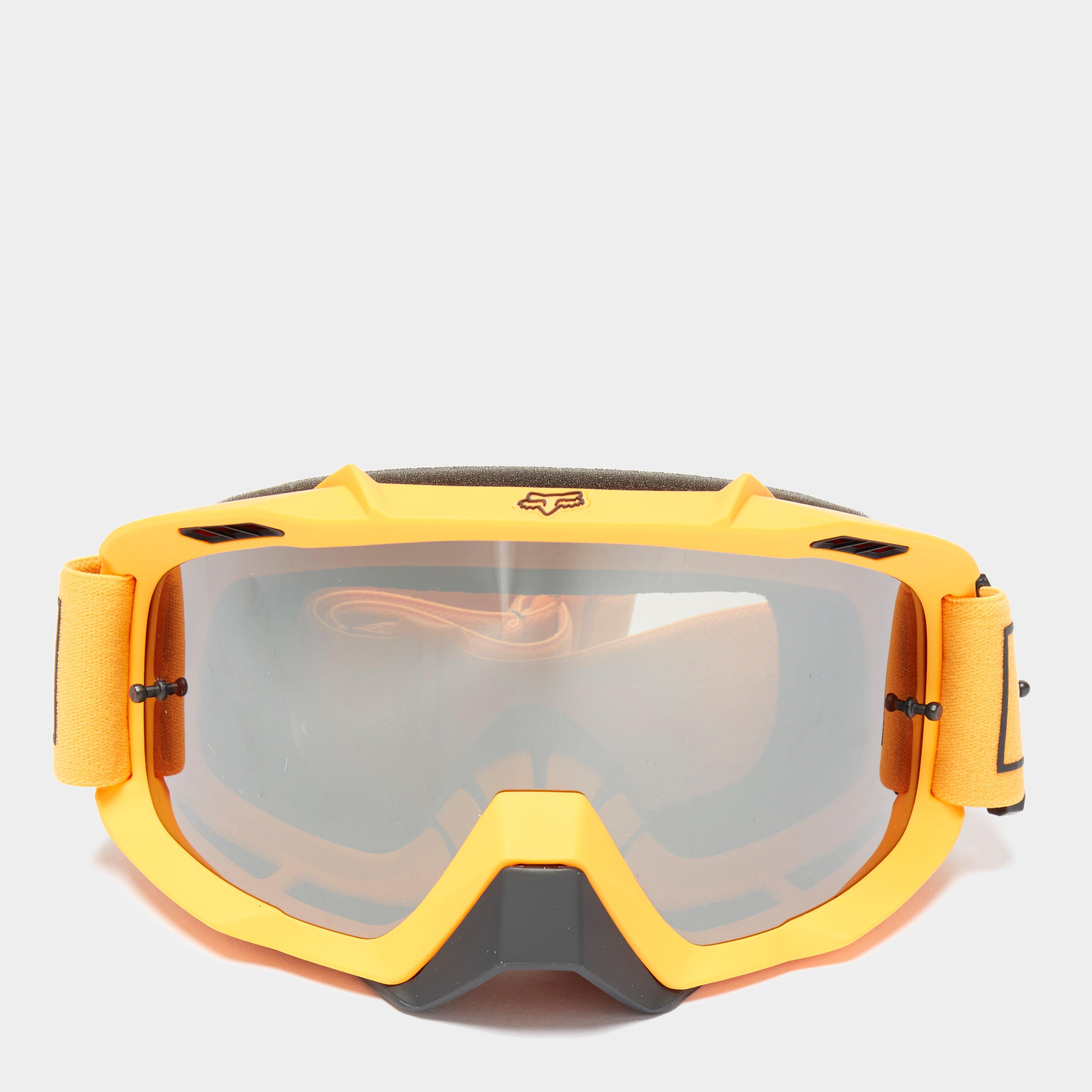 FOX Fox Air Space Gasoline Goggles - Orange, Orange
