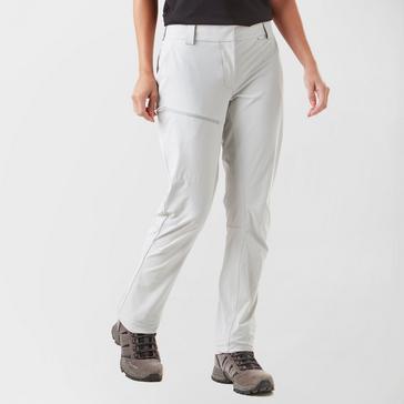 White Didriksons Women's Miriam Pants