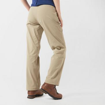 Cream Peter Storm Women's Stretch Roll Up Trousers