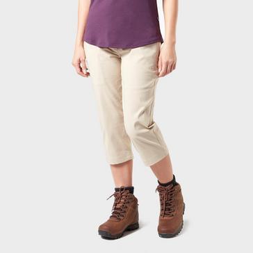 Craghoppers Women's Kiwi Pro II Crop Trousers