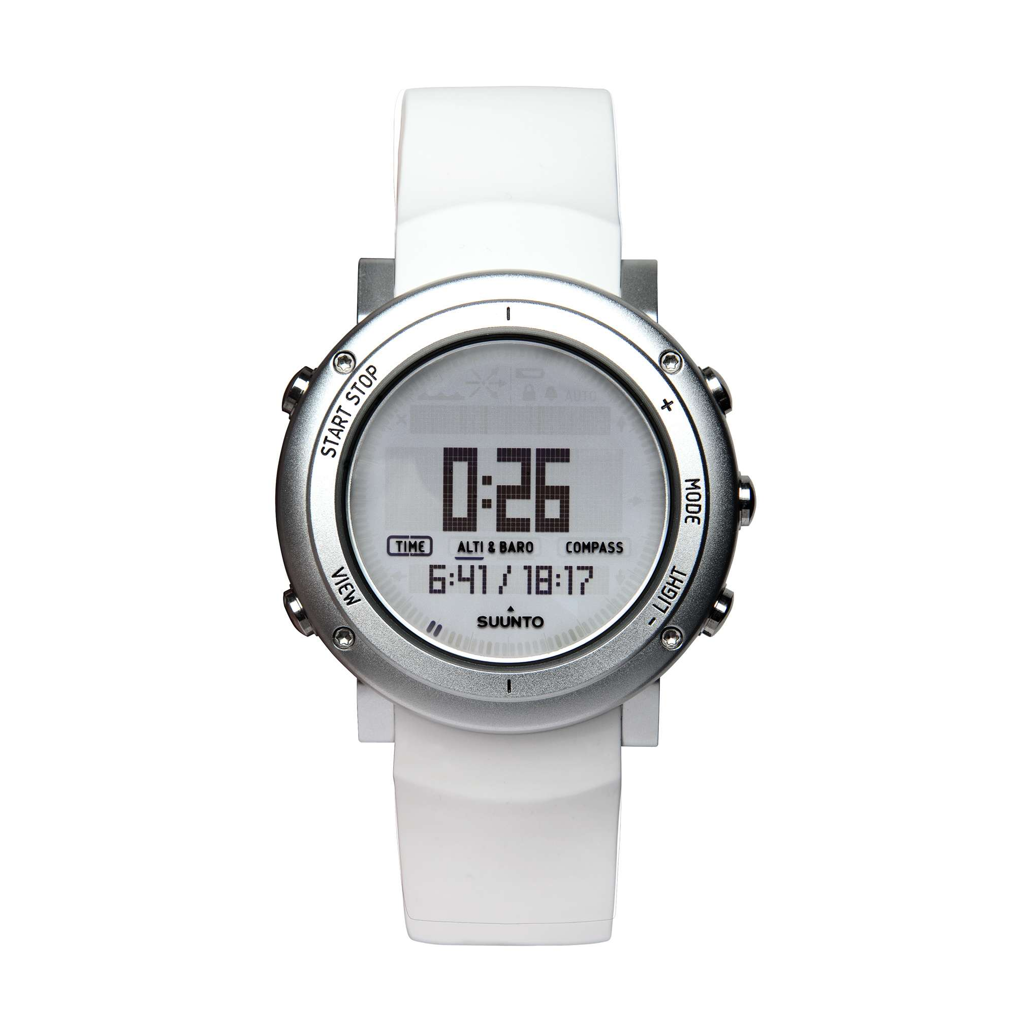 SUUNTO Core Alu Pure White ABC Watch