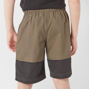 Khaki The North Face Boys' Class V Swim Shorts