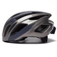 Velodrome Bike Helmet with Rear Light
