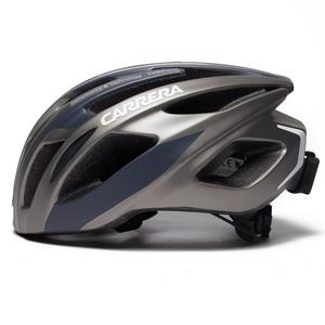 CARRERA Velodrome Bike Helmet with Rear Light