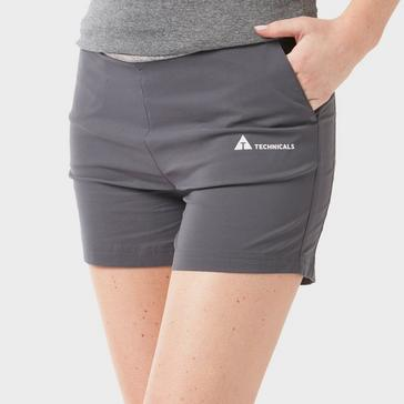 Grey|Grey Technicals Women's Vitality Shorts